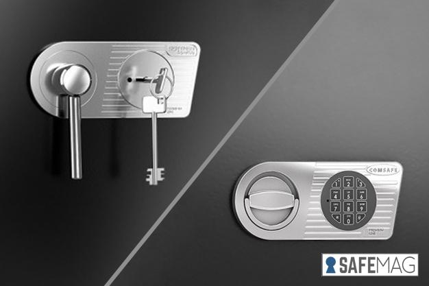 Ce incuietoare alegem pentru seif – inchidere cheie sau electronica
